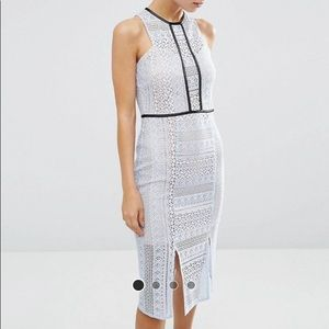Beautiful ASOS lace dress in great condition